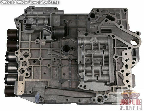Volkswagen ZF5HP19 Valve Body WITH Location Bolts for Bolt-On Speed Sensors