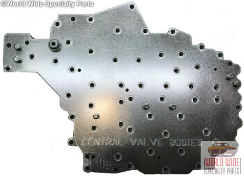 65RFE, 66RFE, 68RFE Heavy Duty Billet Valve Body Channel Plate,  2009-UP
