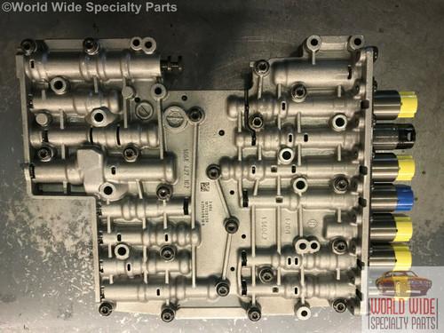 Audi 6HP26, 09E Valve Body  2001-2006, A052/B052 Plate Code