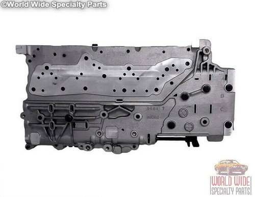 BMW 6L45 Valve Body 2006-2009, UPPER CASTING 1590, LOWER CASTING 9581 or 6351