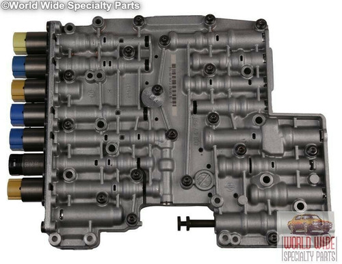 BMW ZF 6HP26 Valve Body 2001-2007, A051/B051 Plate Code