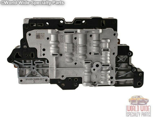 Ford 6F50, 6F55 Valve Body, Early Casting, 2007-2009