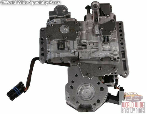 Chrysler 46RE, 47RE Valve Body 2000-UP, Small Pump Inlet - HD TOWING MOD.