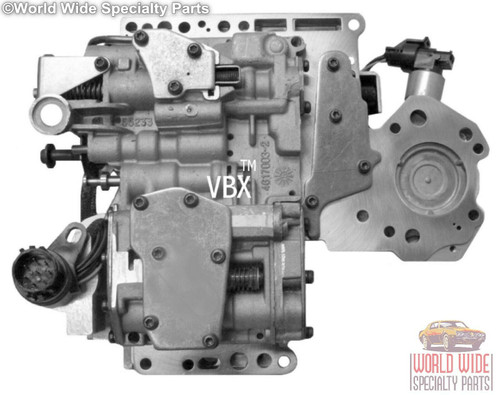 Chrysler 46RE, 47RE Valve Body 1995-1999, Large Pump Inlet - HD TOWING MOD