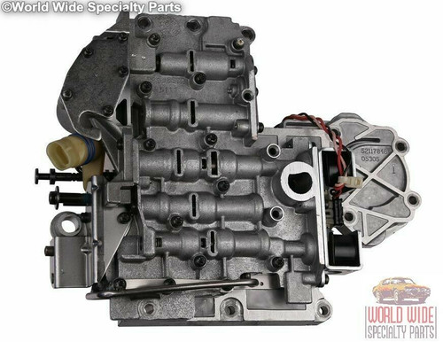 Chrysler 46RH, 47RH Valve Body 1990-1999, Lockup, Boost Tube - HD TOWING MOD.