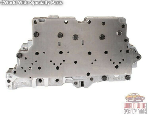 Ford 6F50, 6F55 Valve Body, Late Casting, 2009-UP Updated