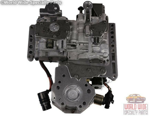 Chrysler 46RE, 47RE Valve Body 1995-1999, Small Pump Inlet - HD TOWING MOD.