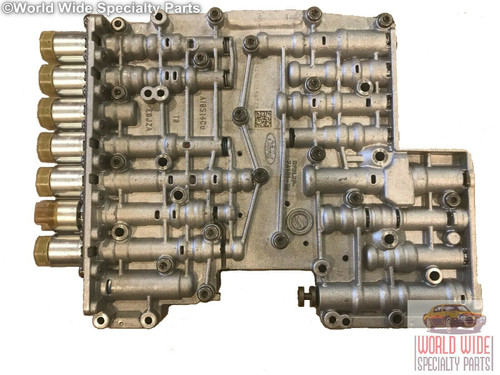 Ford 6R80 Valve Body 2011-UP Sonnax Updates, Dyno Tested