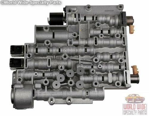GM 4L60E Valve Body 1996-2000 with Transgo 4L60E-HD2 Kit Installed, Tested