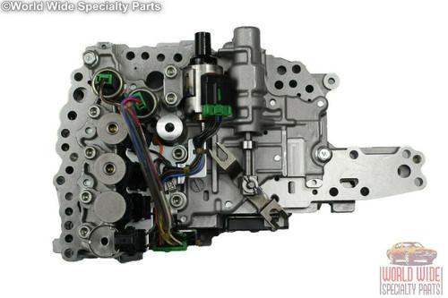 JF011E, RE0F010A Valve Body Rebuild and Return Service