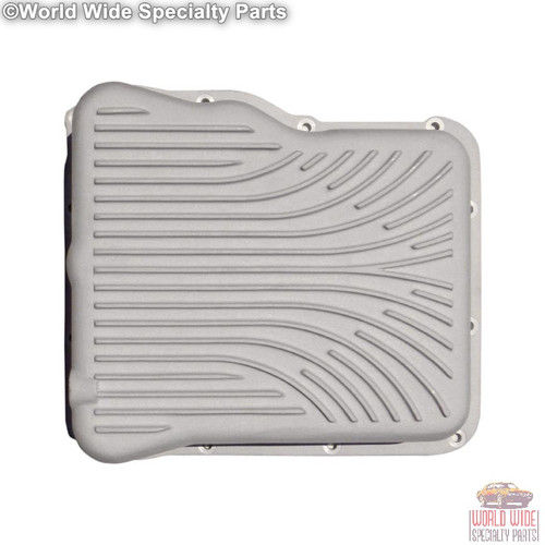 Allison 1000 HD Deep Transmission Pan, Extra Capacity, Cast Aluminum 2001-2019
