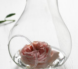 Glass Vase Pear