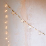 Stars and Bell Garland