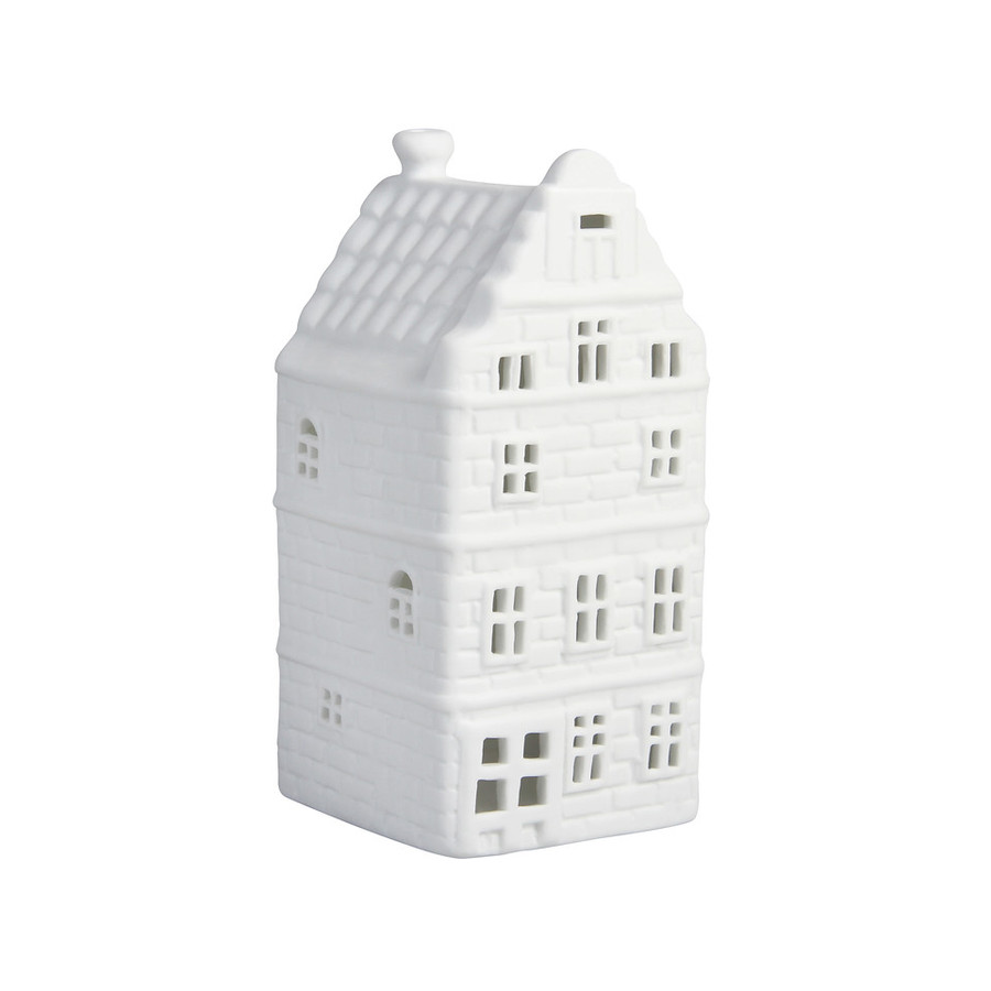 2017 Edition Canal houses tea light, Tiered