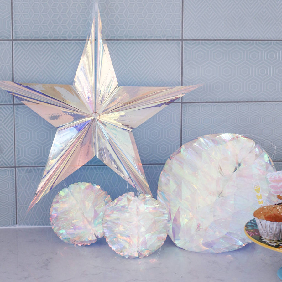 Cosmic Hanging Decoration, star