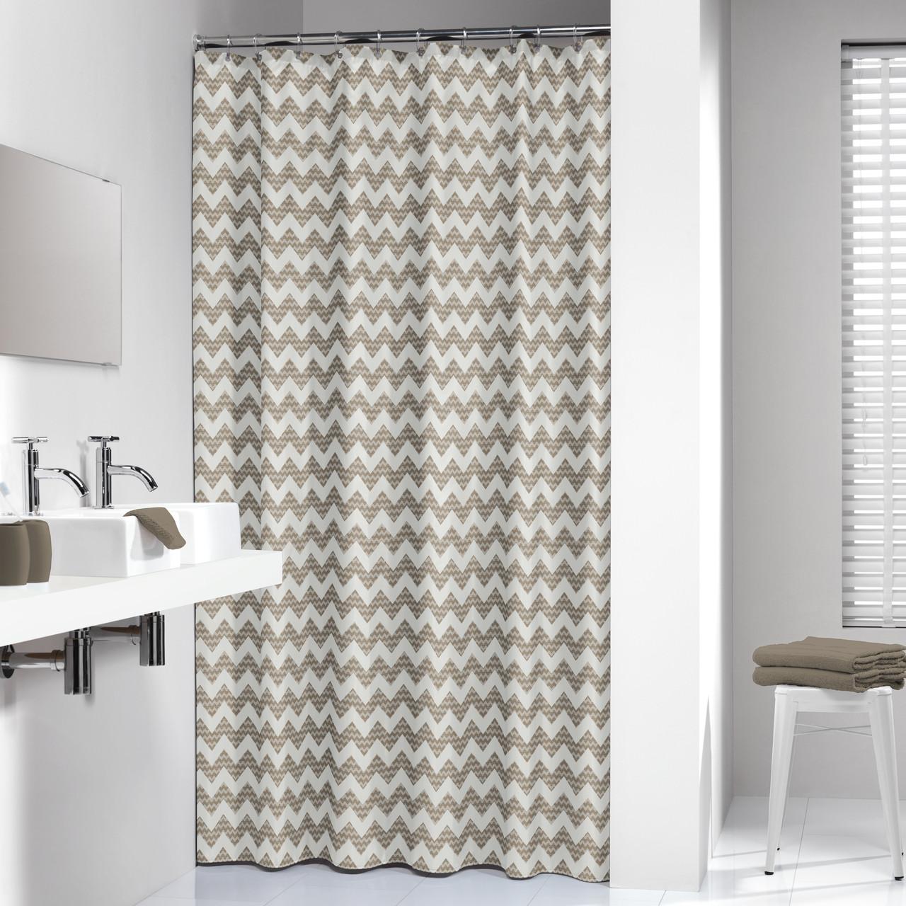 8717821455477 15100 Sealskin Na Bathroomaccessories Shower Curtain MOTIF Original JPG 987161503164221c2imbypasson