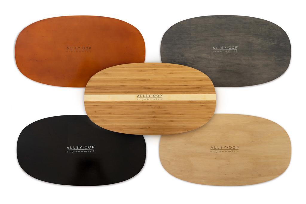 AlleyOOP Wood Rocker Board