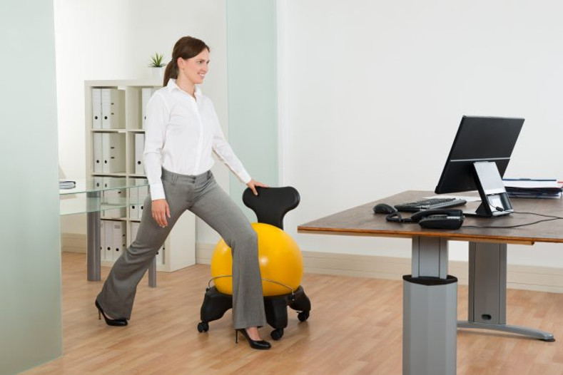 The Dangers of Sitting at a Desk