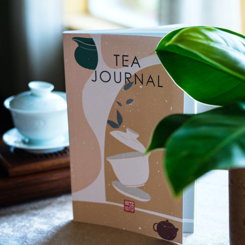 Tea Journal by Lindsay Lee