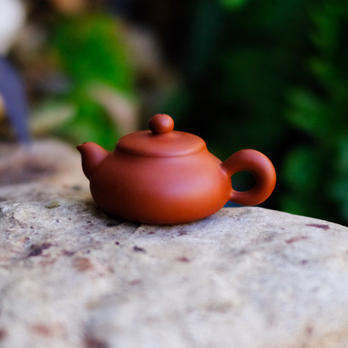 Reminiscence Chaozhou Crimson Clay Teapot 念潮州朱泥茶壺