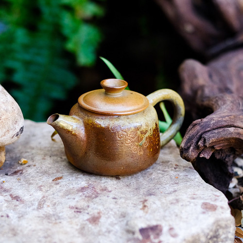Wood Fired Holy Flame Dai Teapot