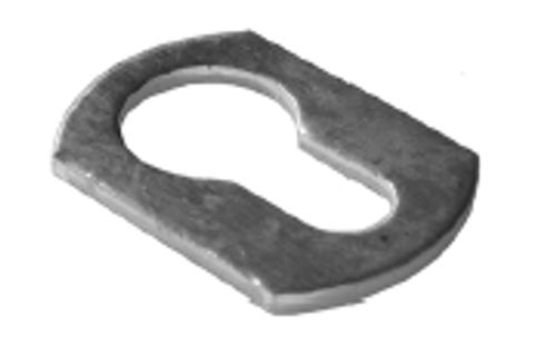 Aluminum Keyhole Washer