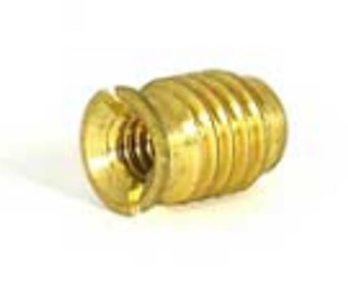 Brass Wood Bushings hurricane hardware