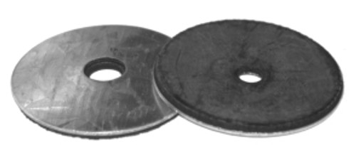 Bonded Washers for Clear Hurricane Panels