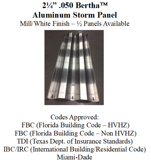 Approved for use in High Velocity Hurricane Zones (HVHZ) and Non-High Velocity Hurricane Zones (Non-HVHZ)