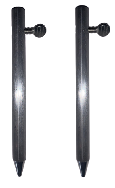 Locking rods for Accordion Shutters