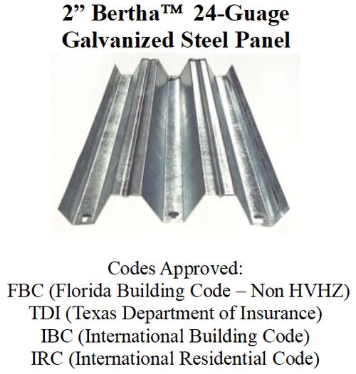 hurricane shutters steel