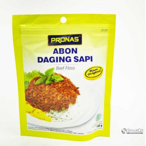 Pronas Abon Sapi - Beef Floss Original Flavor, 100 Gram