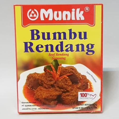 Bumbu Rendang (Beef in Chilli & Coconut Milk) - 4.1oz