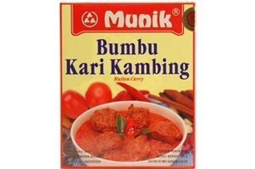Bumbu Kari Kambing (Mutton Curry Seasoning) - 3.5oz