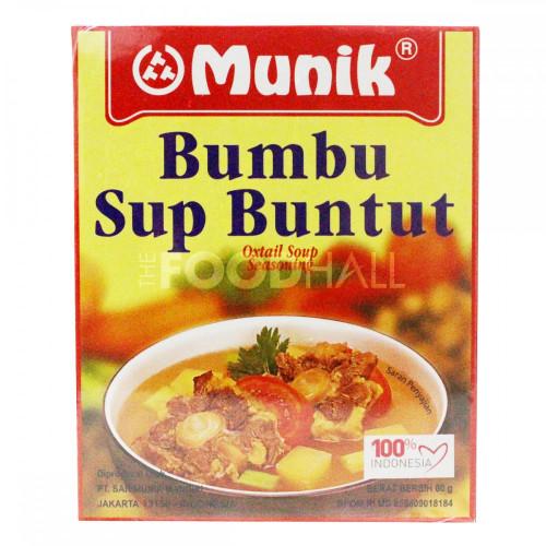 Munik Sop Buntut Oxtail Soup, 80-Gram