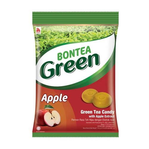Bontea Green Tea Apple Candy 144 Gram