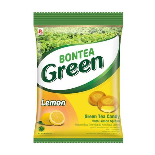 Bontea Green Tea Candy with Lemon Splash 144 Gram