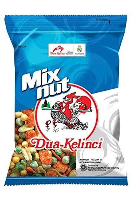 Dua Kelinci Mix Nut, 2.82 Oz