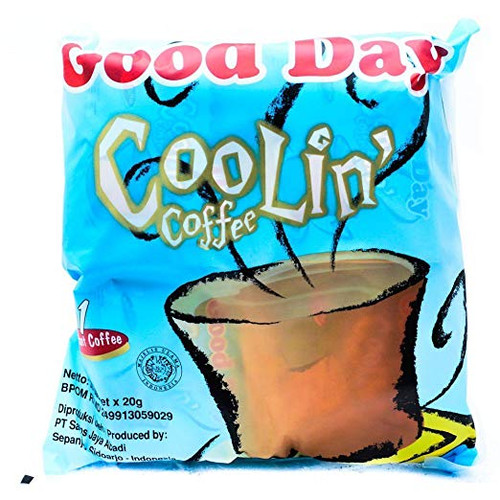 Good Day Coolin' Instant Flavored Coffee Powder 30-ct, 1 Bag