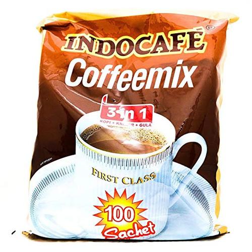 Indocafe Coffeemix 3 in 1 Coffee 2000 Gram (70.54 Oz) 100-ct @ 20