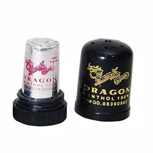 Dragon Po'Peng Menthol Gosok (Cone) HSP, 8 Gram