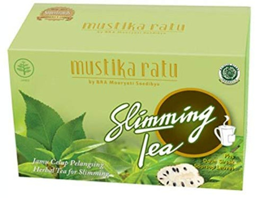 Mustika Ratu Slimming Tea with Soursop Leaves 15-ct