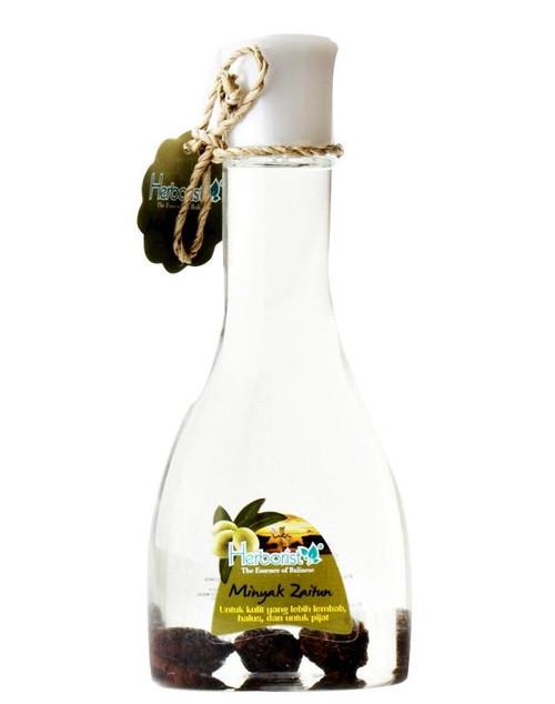 Herborist Olive Oil Skincare Massage Oil/Minyak Zaitun 75ml