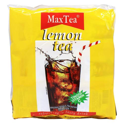 Max Tea Teh Lemon Tea 30-ct, 750 Gram