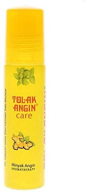 Sido Muncul Tolak Angin Care Medicated Roll On Aromateraphy Oil, 10ml