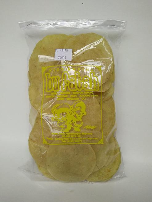 Bu Fatah Emping Melinjo 250 gram