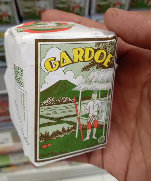 Teh cap Gardoe Loose Jasmine Tea (Bungkus Hijau), 40 Gram