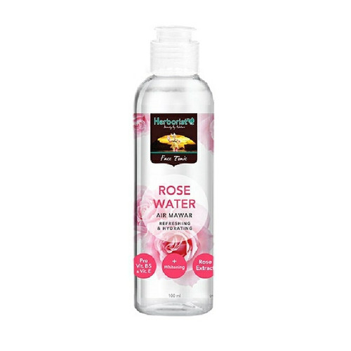 Herborist Face Tonic Rose Water, 100 Ml