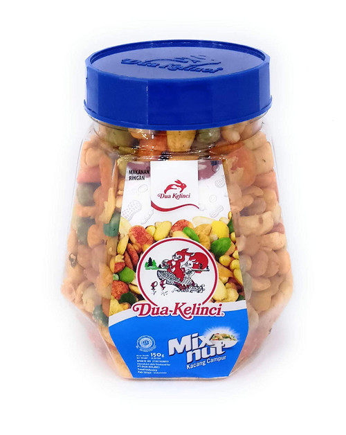 Dua Kelinci Mix Nut, 150 Gram