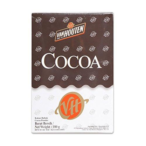 Van Houten Cocoa Powder (180 Gram)